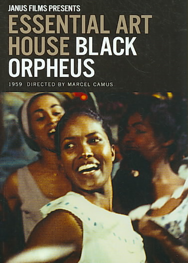 BLACK ORPHEUS BY CAMUS,MARCEL (DVD)