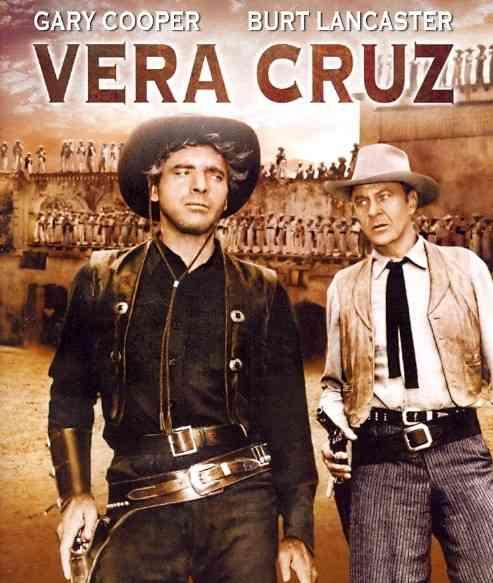 VERA CRUZ BY COOPER,GARY (Blu-Ray)
